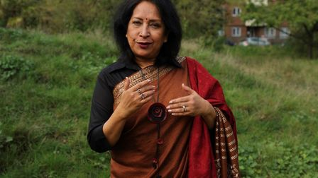 """Shamim Azad... """"I had no idea that what I do and communities that are marginalised would be noticed"""