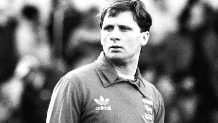 Laurie Sivell played only a handful of games for Town during the successful 1980-81 season, but he d