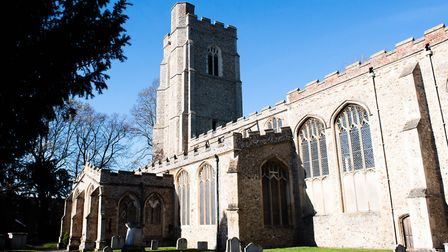 Fundraisers at St Gregory's Church in Sudbury are trying to raise 60k for an overhaul of the bells.