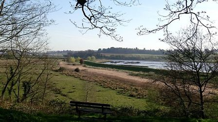 Kyson Hill is another National Trust site worth visiting during lockdown. Picture: LAURE FORSYTH