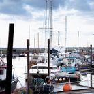 The Southwold Harbour repairs aim to make it safer for boats using it. Picture: NICK BUTCHER