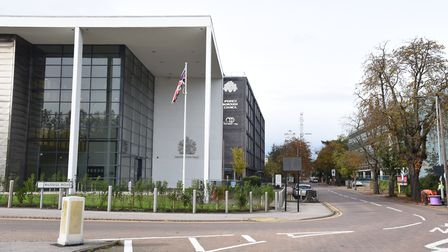 Paul Roberts pleaded guilty at Ipswich Crown Court Picture: CHARLOTTE BOND