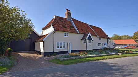 The Old Crown at Westhorpe is on the market at a guide price of £550,000. Picture: Fine & Country