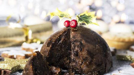 Are you planning to make the Christmas pudding during lockdown? Picture: GETTY IMAGES/ISTOCKPHOTO