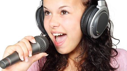 Sing virtual karaoke with family and friends via Zoom during lockdown