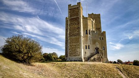Pub quiz questions 2020: Orford Castle Picture: BARRY PULLEN/IWITNESS