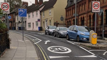 A motion was presented to Suffolk County Council calling for all residential streets in the county t