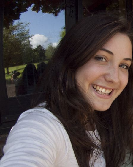 UEA student Averil was just 19 when she died Picture: SUPPLIED BY FAMILY