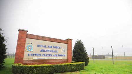 Could the future of Mildenhall air base be under discussion again after Joe Biden's victory? Picture: ARCHANT