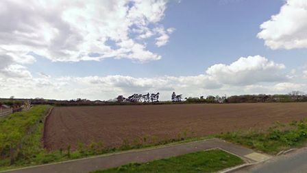 The location of the approved new homes in Orford Picture: GOOGLE MAPS