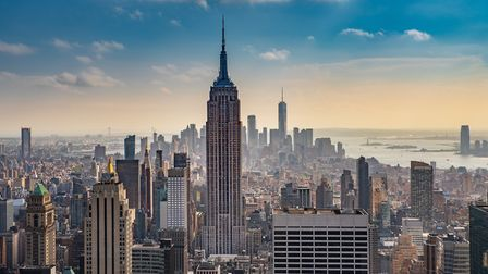 New York is Hollywood's favourite city and frequently is regarded as a character in the film rather