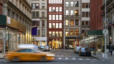 The streets of New York are just as familiar to filmgoers as their own neighbourhoods. Picture: Gett