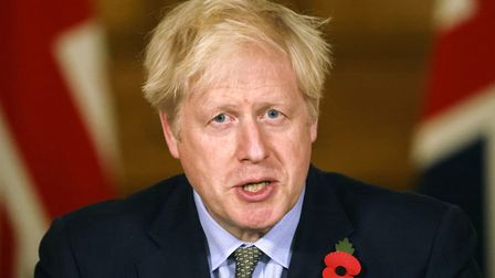 Prime Minister Boris Johnson has urged caution as the government remains 'hopeful' of a coronavirus vaccine by Christmas...
