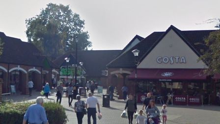 The Trade Inn pawn shop in the Meadow Centre was broken into in Stowmarket. Picture: GOOGLE MAPS