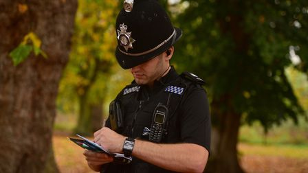 A 19-year-old has been arrested following reports of anti-social behaviour and drug use in Thurston