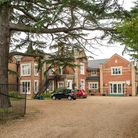 Cedars Place - a nursing home in Halstead which has been snapped up by Stow Healthcare Picture: STO