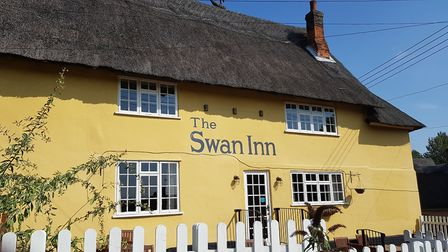 The Swan Inn was one of the pubs that fell victim to the alleged scam Picture: RACHEL EDGE