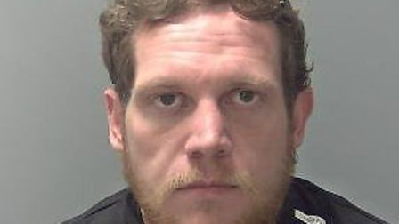Stuart Bocock has been jailed for eight years after an armed robbery involving an axe in which he st