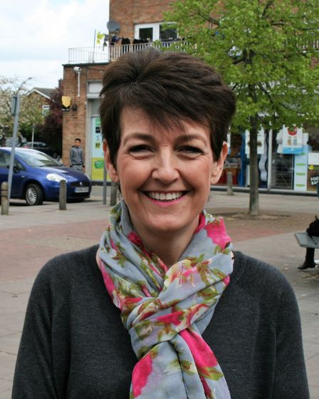 Health minister and Bury St Edmunds MP Jo Churchill. Picture: PAUL GEATER