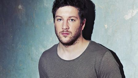 X Factor winner Matt Cardle is coming to Potters in Hopton. Picture: submitted