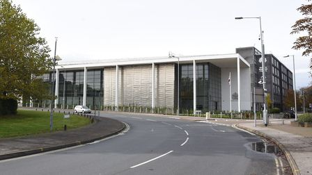 Ipswich Crown Court will be the venue for the trial Picture: CHARLOTTE BOND
