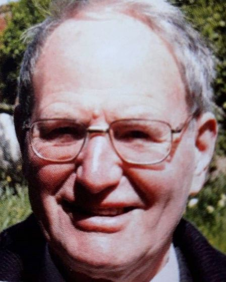 John Cooper who went missing for around seven hours Picture: FAMILY CONTRIBUTED