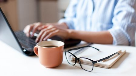 With more people regularly using laptops due to working from home, physiotherapists are seeing more