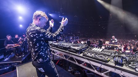 Pete Tong will be playing live at Newmarket next summer Photo: Carsten Windhorst / FRPAP.com