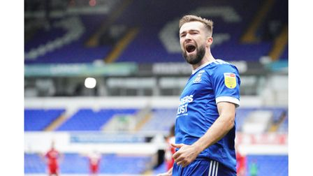 Gwion Edwards has helped fire Ipswich Town towards the top of the League One table. Can the Blues ki