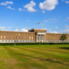 CU London is based at the former Dagenham Civic Centre. Picture: CU London