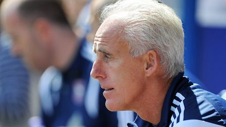 Former Ipswich Town manager Mick McCarthy. Thomas says he rather watch some of McCarthy's football d