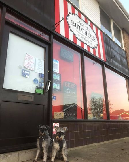 Door two is at East End Butchers. Picture: GRAHAM REED