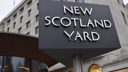 Public put on alert by Scotland Yard after Counter Terrorism Command arrest 2 men from east London.