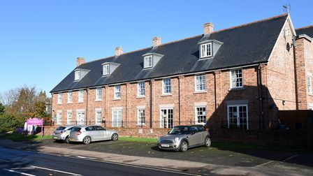 There has been a Covid-19 outbreak at Magdalen House care home in Hadleigh Picture: CHARLOTTE BOND