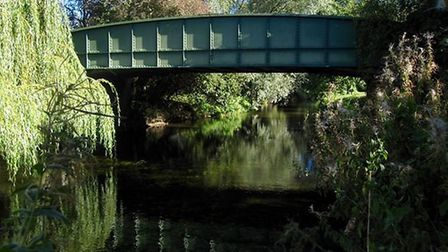 Boxted Bridge, pictured in 2016, is at risk of being replaced by Essex Highways. Picture: LUCINDA DE JASAY