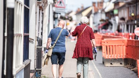 Public health leaders in Suffolk have urged people in Hadleigh to do their bit to tackle the spread of Covid-19 as cases...