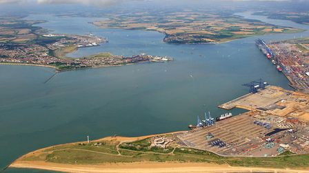 The Port of Felixstrowe and Harwich Port will see costly changes to food check procedures after Brex