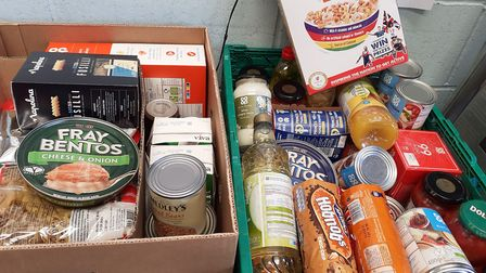 The conference will ask how communities can help solve the food poverty crisis Picture: East of Eng