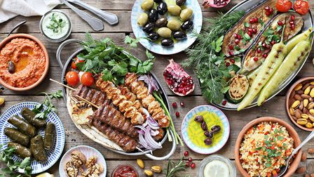 A diet filled with fresh fish, pulses, grains, fruit, vegetables and oils is said to lead to better