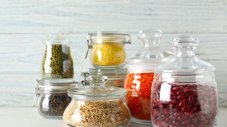 Increasing the amount of grains and pulses in your diet can help improve your gut health Picture: G