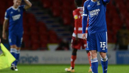 Ipswich Town still can't beat their promotion rivals. Picture: PAGEPIX LTD