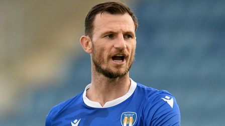 Tommy Smith, a mainstay of Colchester United's defence this season, after signing a two-year contrac