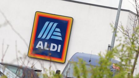 Aldi appears not to have given up hope of opening a second Bury St Edmunds store. Picture: SARAH LUC
