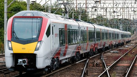Greater Anglia trains have been carrying about a quarter of their pre-pandemic passenger numbers during the second lockdown.