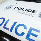 Police chased a car that failed to stop through Mildenhall before it was abandoned in a field near Beck Row. Picture...