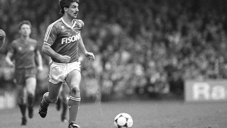 Kevin Wilson - his goal at Goodison in 1985 saw Town draw 2-2 in 1985. They lost the replay however.