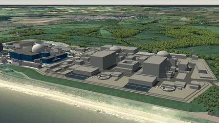 The latest round of consultation on the Sizewell C project is under way Picture: EDF ENERGY/SIZEWELL