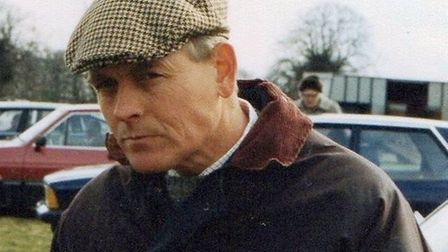 Farmer Tom Scott, who was involved in a wide range of countryside-related activities Picture: SCOTT