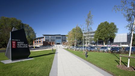 West Suffolk College has been commissioned by West Suffolk Council for the One Step Closer scheme. Picture: DANNY HEWITT