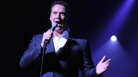 Russell Watson will be joining Ruthie Henshall in the castle Picture: Joel Ryan/PA Wire